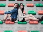 Lindas! Protagonistas de Malhação celebram amizade em fotos exclusivas