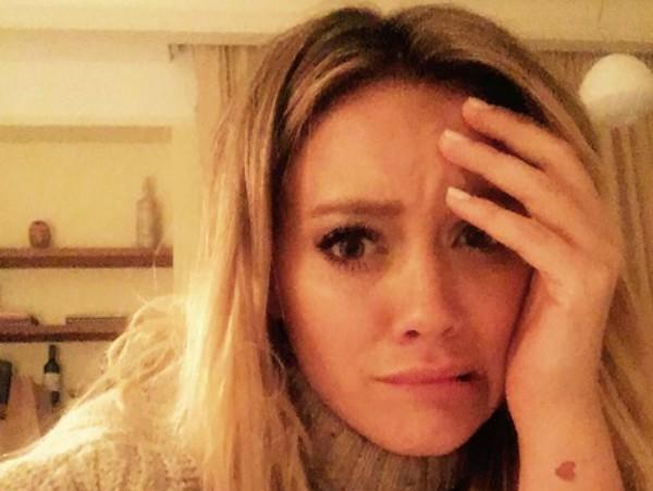 Hilary Duff (Foto: Reprodução Instagram)