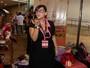 Lembra dela? Ex-BBB Mayara reaparece em feira erótica