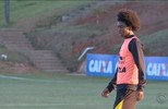 Atacante Caio Rangel deve voltar ao time titular do Criciúma contra o ABC