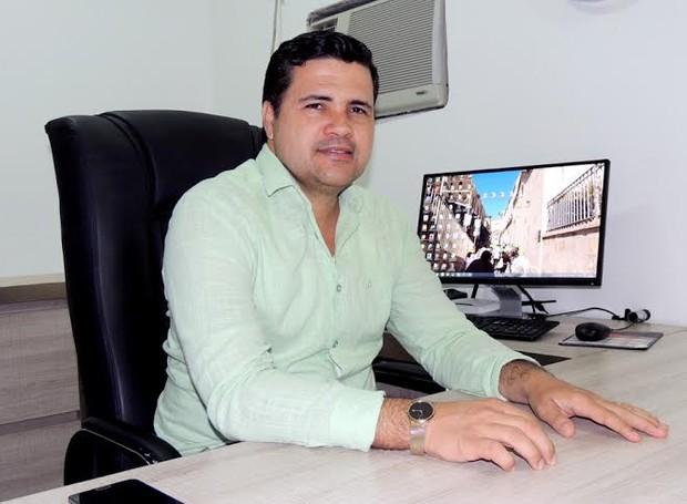 O diretor administrativo da Sol Nascente Orla, Márcio Torquato de Siqueira e Silva, foi um dos destaques da edição 614/Junho de 2016 da revista BIP (Foto: Renan Braga/Marketing )