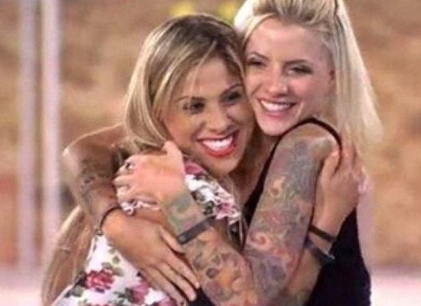 Vanessa Mesquita e Clara Aguilar tiveram um romance no Big Brother Brasil (Foto: Reprodução/Instagram)