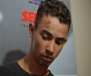 Jovem confessa que matou namorada em São Paulo (Foto: Marina Fontenele/G1)