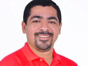 Vereador Demantiuer Rocha de Souza (PC do B) (Foto: Arquivo Pessoal)