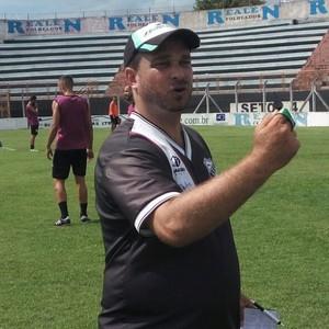 Jamelli Treinador Independente-SP Limeira Galo (Foto: Jonathan Bueno / Independente FC)