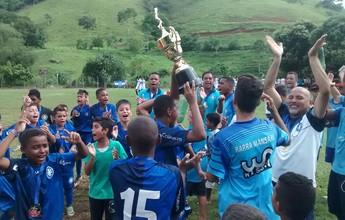 Barra Mansa conquista ABS Cup sub-11, em Minas Gerais
