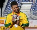 Medalha 100, vitória no rúgbi e volta de Alan Fonteles: confira o top 5 do 4º dia