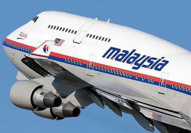 Avião da companhia aérea Malaysia Airlines (Foto: Getty Images)