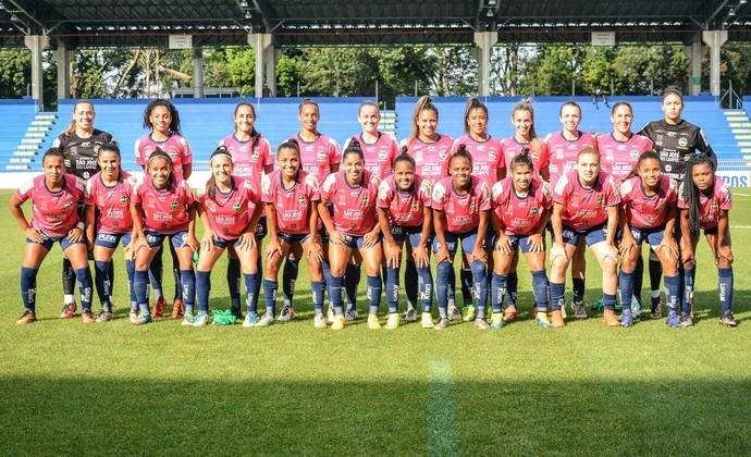 São José futebol feminino 2016 Copa do Brasil (Foto: Arthur Marega Filho / São José Futebol Feminino)