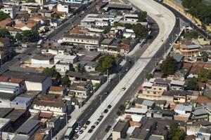 BRT Transcarioca Rio de Janeiro mobilidade urbana obras copa (Foto: Portal da Copa / Divulgação)