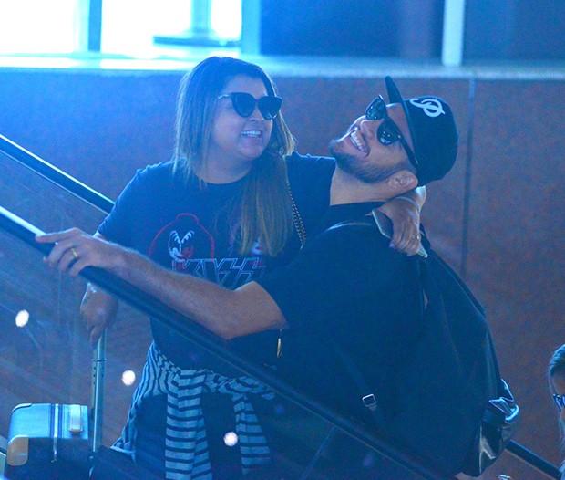 Preta Gil e Rodrigo Godoy (Foto: William Oda/ AgNews)