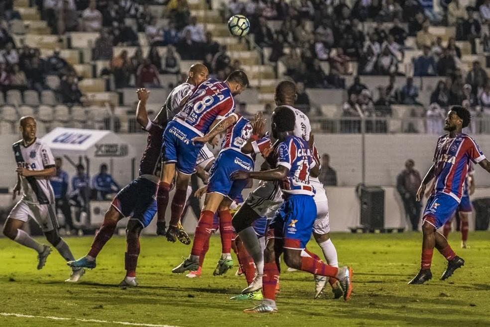 Bahia vence pela primeira vez como visitante na Série A (Foto: Fábio Leoni / PontePress)