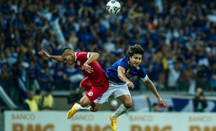 Inter e Cruzeiro (Foto: Alexandre Lops/Divulgação, Inter)