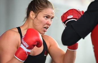 Dana White: Ronda Rousey deve voltar a lutar em novembro, pelo título