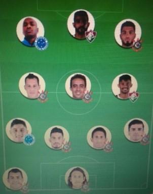 BLOG: Dicas rodada #22: O raio não cai duas vezes no mesmo Corinthians