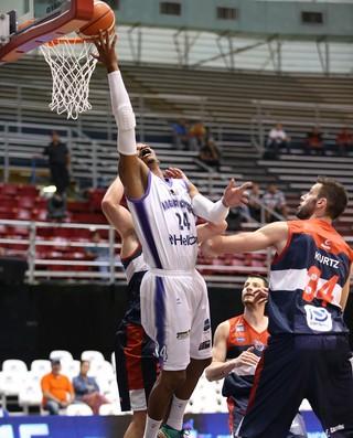 Mogi x Franca - Semifinal Liga Sul-Americana de Basquete (Foto: FIBA Americas)