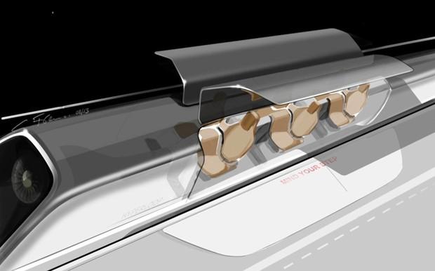 Hyperloop  (Foto: Reprodução )