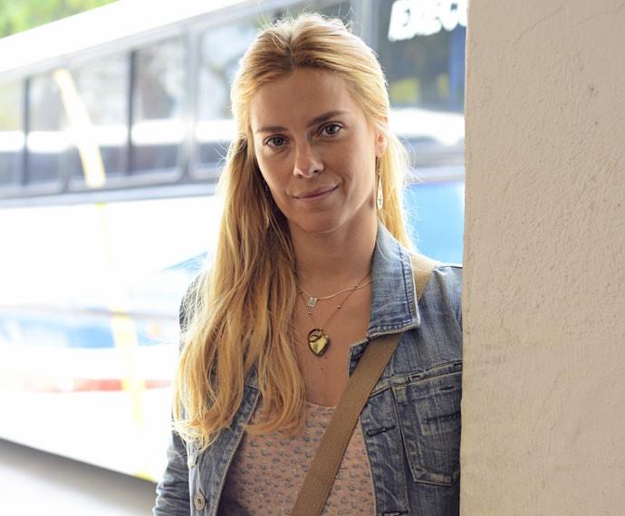 Carolina Dieckmann entrará em 'A Regra do Jogo' como Lara, ex-mulher de Orlando (Foto: Ellen Soares / Gshow)
