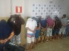 Quadrilha é presa por tráfico de drogas em Valadares e região