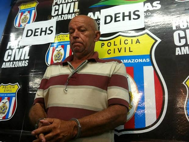 Homem respondia em liberdade e agora deve ficar na Cadeia Pública Raimundo Vidal Pessoa (Foto: Camila Henriques/G1 AM)