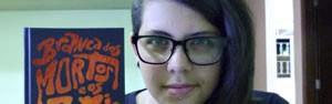 Internautas mostram quais  são as suas leituras preferidas (Larissa Martins da Silva/VC no G1)