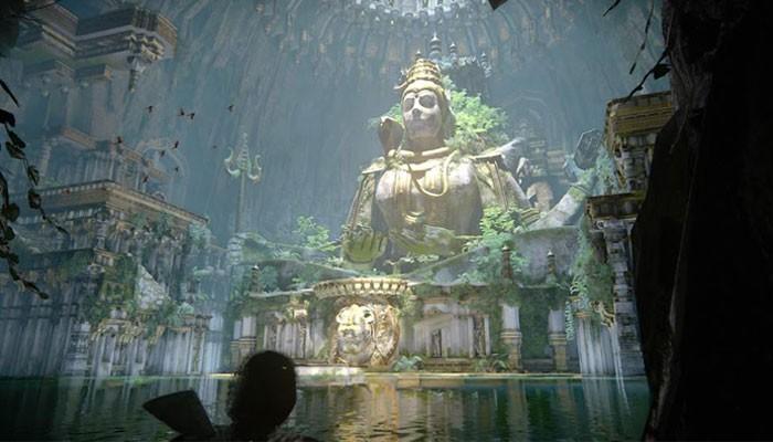A imponência e beleza dos cenários são uma das maiores qualidades em The Lost Legacy (Foto: Divulgação)