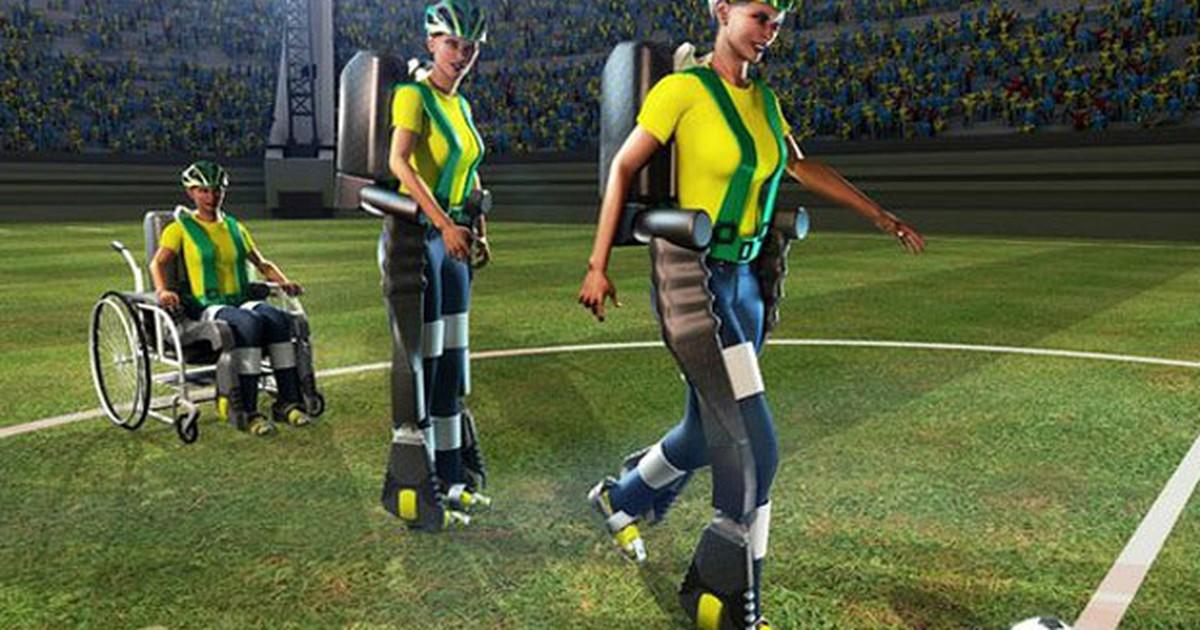'Quero mostrar outro Brasil', diz cientista que prepara chute de paraplégico na Copa