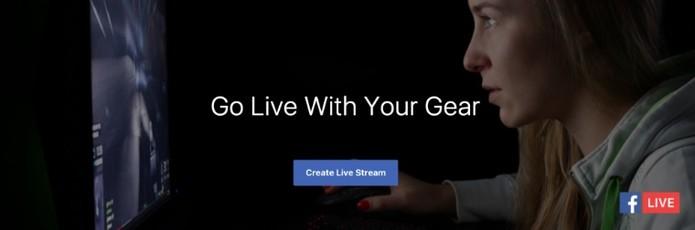 Mais possibilidades de fazer vídeos ao vivo (Foto: Divulgação/Facebook)