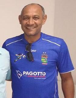 Arildo Borges, novo auxiliar técnico do Linhares (Foto: Divulgação/Linhares)