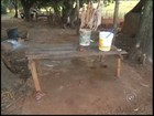 Polícia Ambiental fecha abate clandestino em Santa Rita D´Oeste
