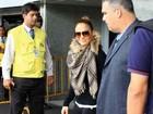 Veja fotos de Jennifer Lopez no Rio de Janeiro