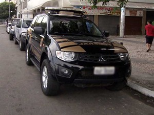 Em Salvador serão cumpridos dois mandados de busca e um de condução coercitiva  (Foto: Imagem/TV Bahia)