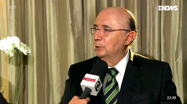 GloboNews entrevista Henrique Meirelles, candidato do MDB à presidência