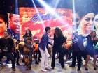 Superprodução! Artistas estreiam quadro do Domingão em ritmo de musical