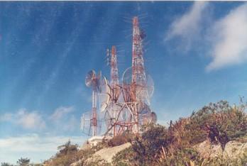 Antenas Rede Paraíba (Foto: Arquivo)