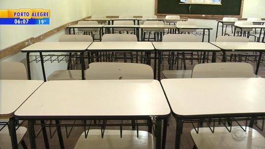 Falta de transporte deixa alunos sem aulas em Cachoeira do Sul