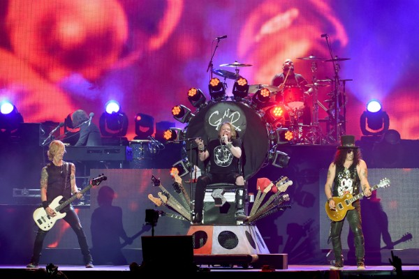Guns N' Roses (Foto: Getty Images)