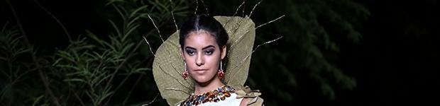 Desfile produzido por alunos de Design de Moda será dias 8 e 9 de março (Alunos de Design de Moda realizam desfile com suas criações (Alunos de Design de Moda realizam desfile com suas criações (Ares Soares/Unifor)))