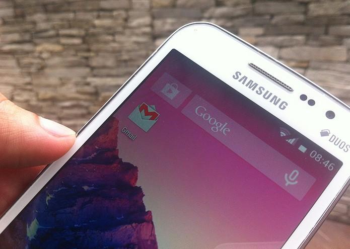 Como ativar a confirmação de exclusão de mensagens no Gmail para Android? (Foto: Marvin Costa/TechTudo)