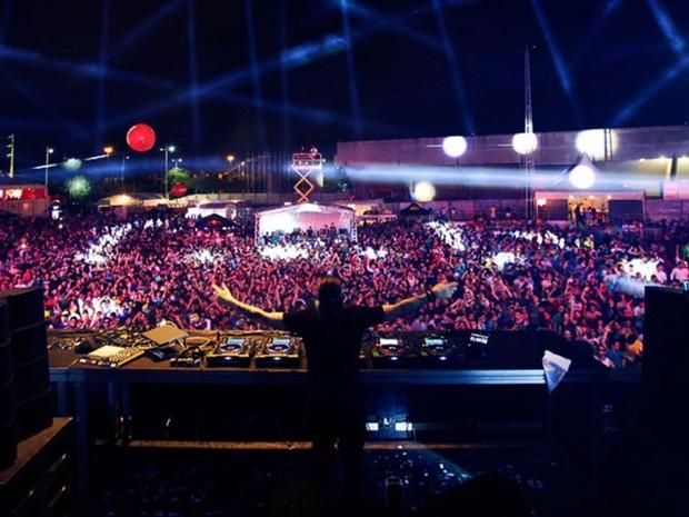 King Festival reúne DJs nacionais e internacionais (Foto: Divulgação)