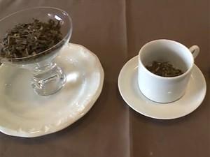 Chá verde ajuda a emagrecer e a equilibrar a insulina. (Foto: Reprodução/G1 MG)