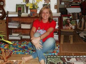 Patrícia Melo, Dia das Mães (Foto: Arquivo pessoal)