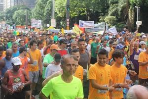 Largada São Silvestre euatleta (Foto: Igor Christ/Eu Atleta)