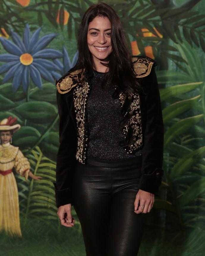 Carol Castro teve o presente de interpretar Iolanda na primeira fase; ela dividiu o papel com Christiane Torloni (Foto: Felipe Monteiro/ Gshow)