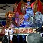 Imperadores  do Samba é tricampeã (Reprodução/RBS TV)