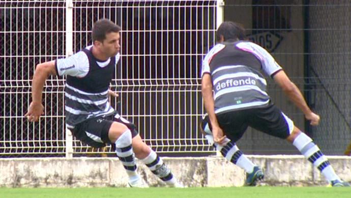 Elias meia XV de Piracicaba (Foto: Edvaldo Souza / EPTV)