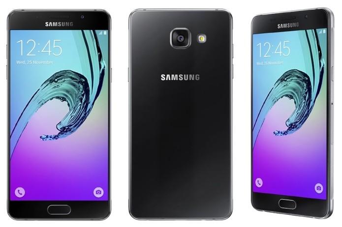 Galaxy A5 2016 traz boas especificações (Foto: Divulgação/Samsung) (Foto: Galaxy A5 2016 traz boas especificações (Foto: Divulgação/Samsung))