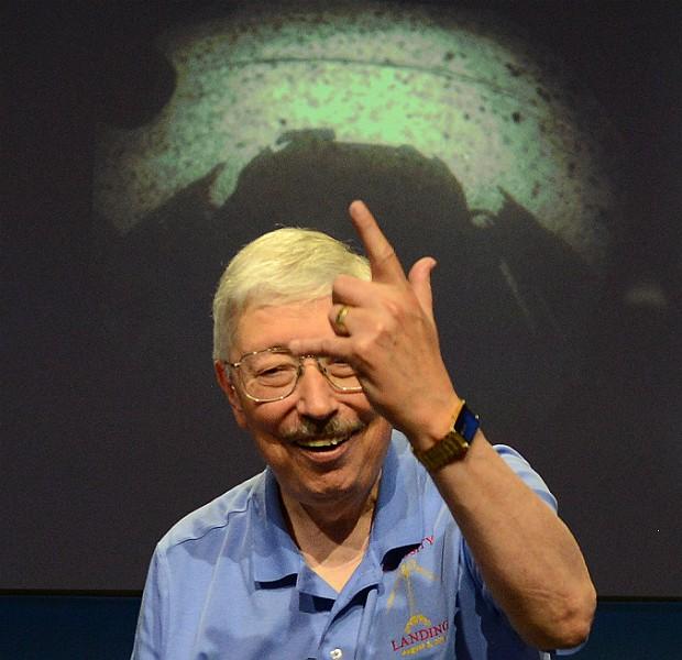 JPL Nasa  (Foto: Robyn Beck/AFP)