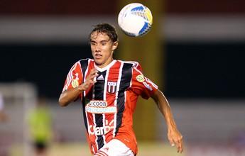 Wesley volta a marcar pelo Bota, que vence jogo-treino contra o Uberlândia