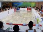 Dilma se reúne com movimentos sociais contrários ao impeachment